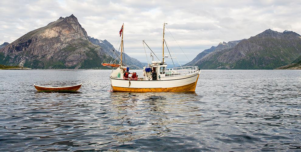 Морски риболов в Норвегия
