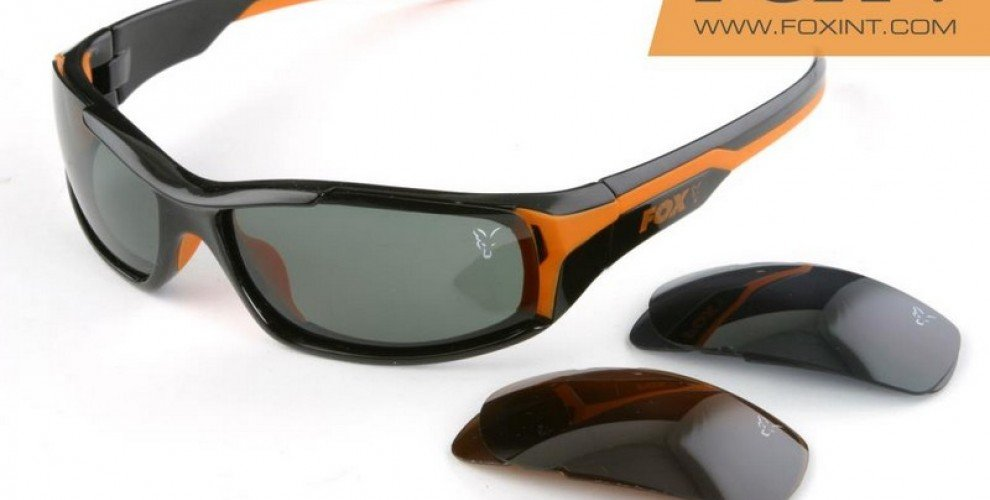 Слънчеви очила по време на риболов?!